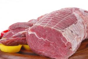 Viande porcine en gros